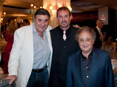 Tony Antonio y José Carabias