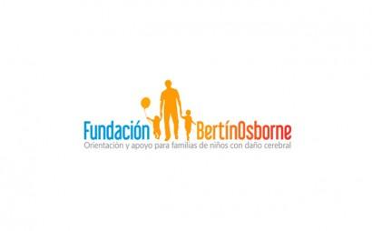 Diseño del logotipo de la Fundación Bertín Osborne