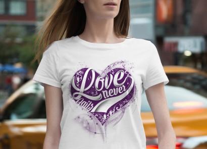 Diseño de camiseta para mujer