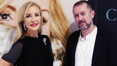Carmen Lomana con Francis Magán